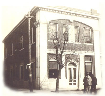 In 1930 Piggott State Bank opened its banking doors.